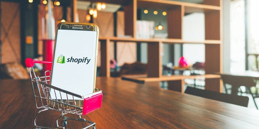 Shopify, Shopping Cart, shopify plus, fulfillment, full cart, iPhone, Samsung, cellphone, coffee table
